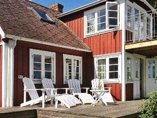 Ferienhaus Nogersund  in Solvesborg, Blekinge - 5 Personen, 3 Schlafzimmer