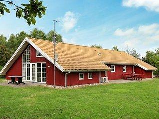 Ferienhaus Blavand/Ho  in Blavand, Sudliche Nordsee - 10 Personen, 4 Schlafzimme