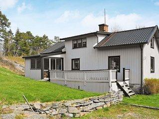 Ferienhaus Orust/Varekil  in Varekil, Bohuslan und Vastra Gotaland - 6 Personen,