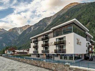Apartments Reginas ALP deluxe, Solden  in Otztal - 4 persons, 2 bedrooms