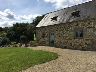 Breton House Of Character 20 Km From The Sea