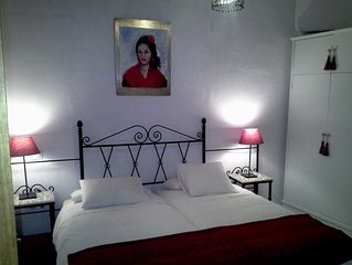 Apartment 286 m from the center of Seville with Internet, Air conditioning, Park
