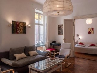 Apartment in the center of Zagreb with Parking, Terrace (359541)