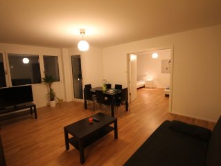 Apartment 812 m from the center of Zurich with Lift, Balcony, Washing machine (5