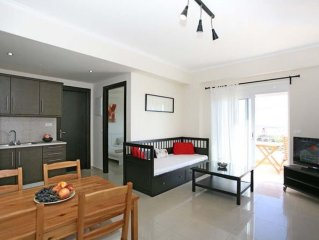 House in Palaiochora with Air conditioning, Terrace, Washing machine (436802)
