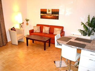 Apartment 152 m from the center of Salzburg with Internet, Washing machine (4447