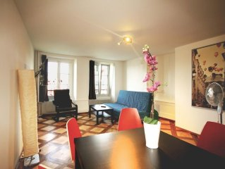 Apartment in the center of Lucerne with Lift, Washing machine (539503)