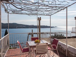 Apartment in the center of Lozica with Air conditioning, Terrace, Washing machin