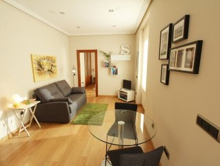 Apartment in the center of Salamanca with Internet, Lift, Washing machine (44162
