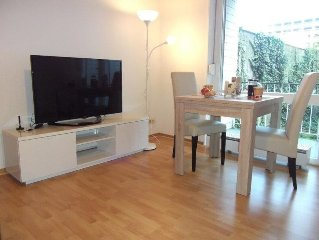 Studio apartment in Cologne with Terrace (353621)