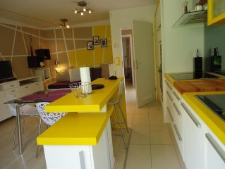 Apartment 1.3 km from the center of Ljubljana with Air conditioning, Terrace, Wa