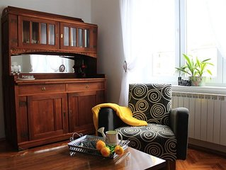 Apartment in the center of Zagreb with Air conditioning, Washing machine (359378