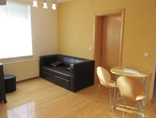 Apartment 1.1 km from the center of Zagreb with Washing machine (359666)