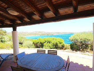 House in Punta Pedrosa with Parking, Terrace, Garden, Washing machine (496460)