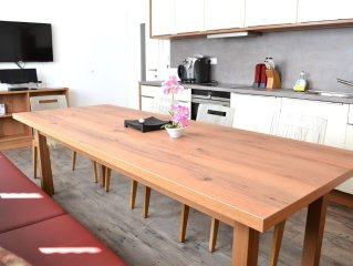 Apartment 591 m from the center of Salzburg with Internet, Parking, Washing mach
