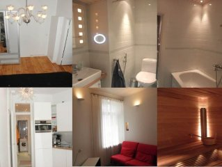 Apartment 582 m from the center of Helsinki with Lift, Washing machine (363454)