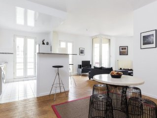 Apartment in the center of Paris with Internet, Lift (347117)