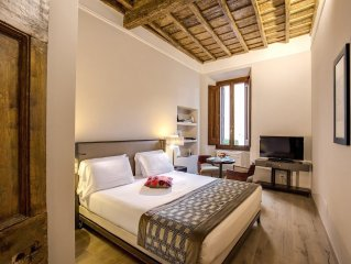 Apartment 121 m from the center of Rome with Internet, Air conditioning (442429)