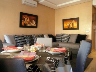 Apartment in Casablanca with Air conditioning, Lift, Washing machine (429660)