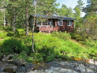 Vacation home in Aaseral, Southern Norway - 5 persons, 2 bedrooms