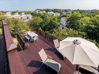 Exceptional West End Provincetown Contemporary: Luxury, Location and Views