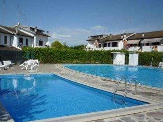 Casa al mare con piscina, giardino, barbecue, vicino a 7 spiagge! Adria Sea