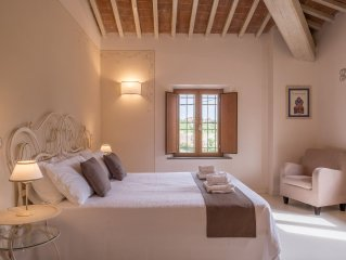 All Inclusive Borgo Giorgione 4 sleeps
