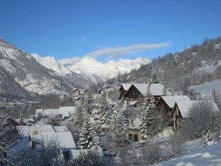 LOCATION - CHANTEMERLE - 1350 m (beautiful mountain view)