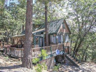 Fawn Ridge - Fawnskin retreat with WiFi and beautiful lake views.