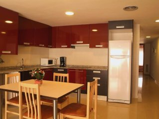 Apartment in the center of Calella with Air conditioning, Lift (402738)