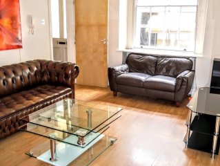 Apartment in London with Internet, Washing machine (552025)