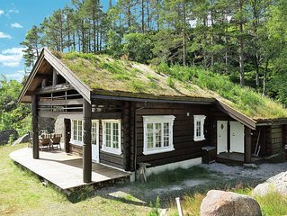 Vacation home in Fossdal, Southern Norway - 8 persons, 4 bedrooms