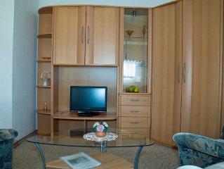 Apartment I 'Swallow's Nest' - Villa 'Wiking Hall' Sellin