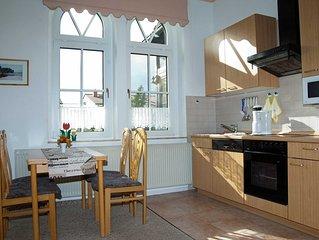 Apartment VIII 'Stranddune' - Villa 'Wiking Hall' Sellin