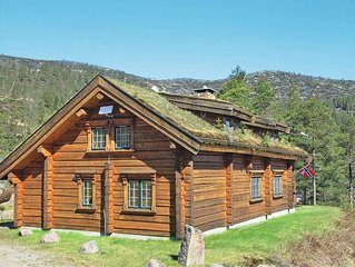 Vacation home in Aseral, Southern Norway - 6 persons, 4 bedrooms