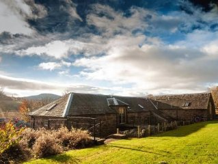 Holiday home, Crieff  in Highlands - 2 persons, 1 bedroom