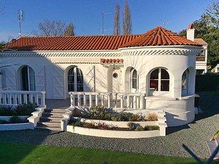 Ferienhaus Villa de Nauzan  in Saint Palais sur mer, Poitou - Charentes - 5 Pers