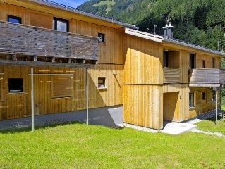 Ferienhaus Chalet Montafon  in Sankt Gallenkirch, Montafon - 6 Personen, 2 Schla