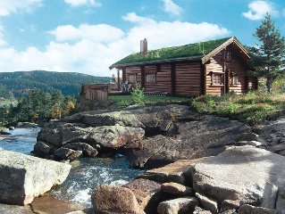 Vacation home in Fossdal, Southern Norway - 8 persons, 3 bedrooms