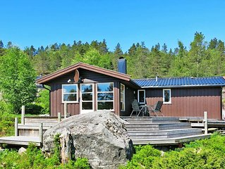 Vacation home in Aaseral, Southern Norway - 6 persons, 3 bedrooms