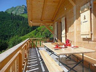 Vacation home La Poya  in Moleson, Freiburg - 6 persons, 3 bedrooms