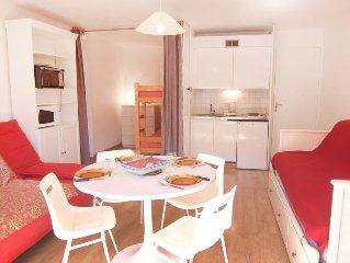 Apartment Vostok Zodiaque  in Le Corbier, Savoie - Haute Savoie - 4 persons, 1
