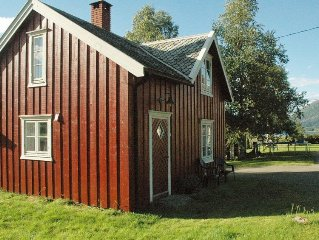 Vacation home Tresfjord  in Tresfjord, Northern Fjord Norway - 5 persons, 2 bed