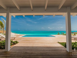 The Salt House - The Perfect Beach Setting with Infinity Pool and Island Vibes
