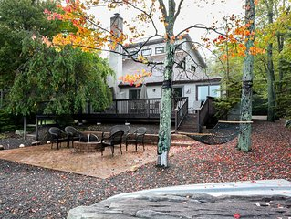 Newly Renovated Lakefront house on a Double Lot