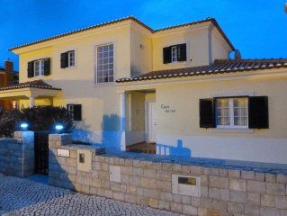 Family Villa with Large Heated Private Pool