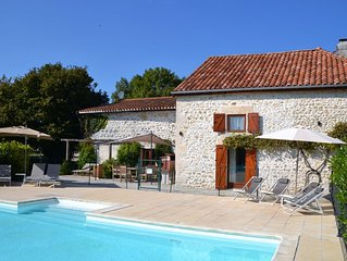 Cottages near Brantôme, Riberac, Angouleme, Perigueux, Bergerac.