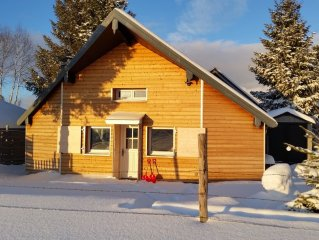 cozy cottage Haut-Doubs, at 1000 m altitude in the heart of the Jura