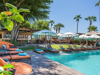 Indulge in 5-star luxury minutes from the Empire Polo Club