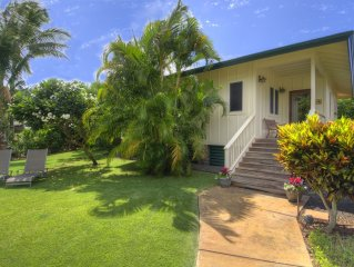Charming 2 Bd/2 Ba Cottage, 3 Minute Stroll to Baby Beach, LAST MINUTE RATES